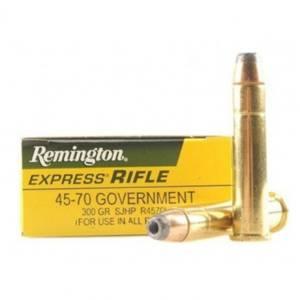 balas remington 45-70 government 300gr sjhp