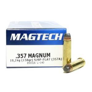 magtech.357magnum-sjsp-flat-158-gr