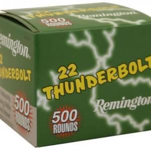 remington .22 thunderbolt