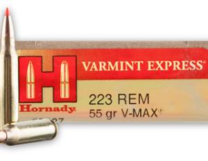 Hornady-223 55gr