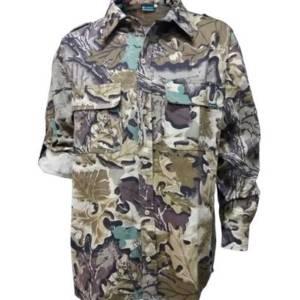 camisa resp. hombre